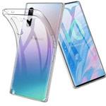 Чехол Yotrix UltrathinCase для Samsung Galaxy Note 10 (прозрачный, гелевый)