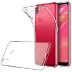 Чехол Yotrix UltrathinCase для Huawei Y7 2019 (прозрачный, гелевый)