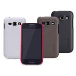 Чехол Nillkin Hard case для Samsung Galaxy Ace 3 S7270 (красный, пластиковый)