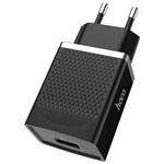 Зарядное устройство Hoco Vast Power C42A универсальное (сетевое, 18W, Quick Charge 3.0, черное)