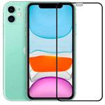 Защитное стекло Totu Anti Dust Glass HD для Apple iPhone 11 (черное)
