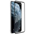 Защитное стекло Totu Anti Dust Glass HD для Apple iPhone 11 pro max (черное)