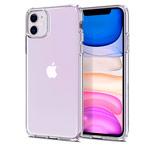 Чехол Yotrix UltrathinCase для Apple iPhone 11 (прозрачный, гелевый)