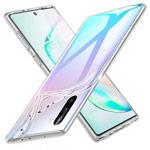 Чехол Yotrix UltrathinCase для Samsung Galaxy Note 10 plus (прозрачный, гелевый)