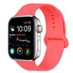 Ремешок для часов Yotrix Silicone Band для Apple Watch 42/44 мм (коралловый, силиконовый)