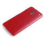 Чехол Jekod Leather Shield case для HTC One 801e (HTC M7) (красный, кожанный)