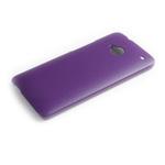 Чехол Jekod Leather Shield case для HTC One 801e (HTC M7) (фиолетовый, кожанный)