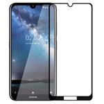 Защитное стекло Yotrix 3D Pro Glass Protector для Nokia 2.2 (черное)