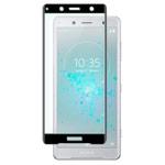 Защитное стекло Yotrix 3D Pro Glass Protector для Sony Xperia XZ2 premium (черное)