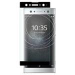 Защитное стекло Yotrix 3D Pro Glass Protector для Sony Xperia XA2 ultra (черное)
