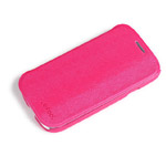 Чехол Jekod Diamond case для Samsung Galaxy S4 i9500 (розовый, кожанный)