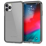 Чехол X-doria ClearVue для Apple iPhone 11 pro max (серый, пластиковый)