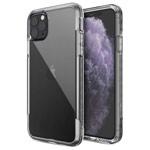 Чехол X-doria Defense Air для Apple iPhone 11 pro (серебристый, маталлический)