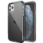Чехол X-doria Defense Air для Apple iPhone 11 pro max (черный, маталлический)