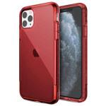 Чехол X-doria Defense Air для Apple iPhone 11 pro max (красный, маталлический)