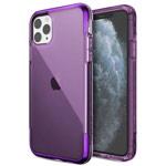 Чехол X-doria Defense Air для Apple iPhone 11 pro max (фиолетовый, маталлический)