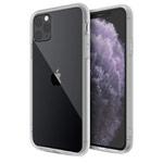 Чехол X-doria Glass Plus для Apple iPhone 11 pro (прозрачный, гелевый/стеклянный)