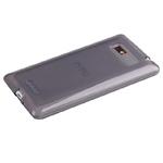 Чехол Jekod Soft case для HTC Desire 600 dual sim (черный, гелевый)