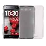 Чехол Jekod Soft case для LG Optimus G Pro E980 (белый, гелевый)