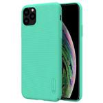 Чехол Nillkin Hard case для Apple iPhone 11 pro max (голубой, пластиковый)