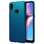Чехол Nillkin Hard case для Samsung Galaxy A10s (синий, пластиковый)