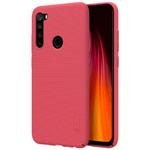 Чехол Nillkin Hard case для Xiaomi Redmi Note 8 (красный, пластиковый)