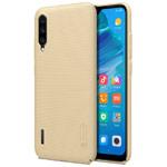 Чехол Nillkin Hard case для Xiaomi Mi A3 (золотистый, пластиковый)