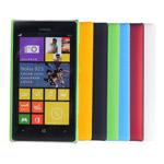 Чехол Jekod Hard case для Nokia Lumia 925T (белый, пластиковый)