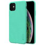 Чехол Nillkin Hard case для Apple iPhone 11 (голубой, пластиковый)