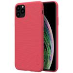 Чехол Nillkin Hard case для Apple iPhone 11 pro (красный, пластиковый)