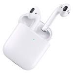 Беспроводные наушники WIWU Airbuds Bluetooth Earphone XQi (белые, пульт/микрофон)