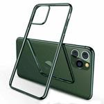 Чехол G-Case Plating Series для Apple iPhone 11 pro (зеленый, гелевый)