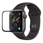 Защитное стекло Autobot UR Screen Protector для Apple Watch 40 мм (черное)