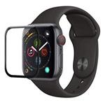 Защитное стекло Autobot UR Screen Protector для Apple Watch 44 мм (черное)