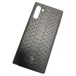 Чехол Santa Barbara Knight для Samsung Galaxy Note 10 (черный, кожаный)