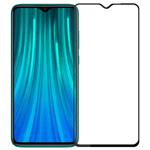 Защитное стекло Yotrix 3D Pro Glass Protector для Xiaomi Redmi Note 8 (черное)