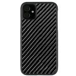 Чехол Synapse Carbon Fiber для Apple iPhone 11 (черный, карбон)