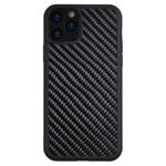 Чехол Synapse Carbon Fiber для Apple iPhone 11 pro max (черный, карбон)