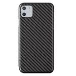Чехол Synapse Carbon Shell для Apple iPhone 11 (черный, карбон)
