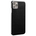 Чехол Synapse Carbon Shell для Apple iPhone 11 pro max (черный, карбон)