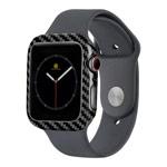 Чехол Synapse Carbon Shell для Apple Watch 44 мм (черный, карбон)