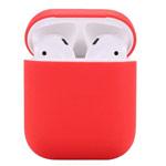 Чехол Synapse Protection Case для Apple AirPods (бледно-красный, силиконовый)