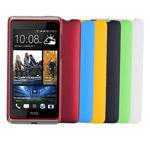 Чехол Jekod Hard case для HTC Desire 600 dual sim (красный, пластиковый)