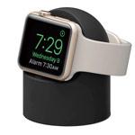 Подставка Synapse Charging Dock для часов Apple Watch (черная, силиконовая)