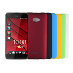Чехол Jekod Hard case для HTC Butterfly S 901e (черный, пластиковый)