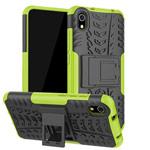 Чехол Yotrix Shockproof case для Xiaomi Redmi 7A (зеленый, пластиковый)