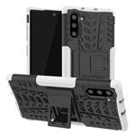 Чехол Yotrix Shockproof case для Samsung Galaxy Note 10 (белый, пластиковый)