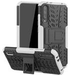 Чехол Yotrix Shockproof case для Xiaomi Mi A3 (белый, пластиковый)