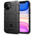 Чехол Yotrix RuggedShield для Apple iPhone 11 (черный, гелевый)