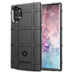 Чехол Yotrix RuggedShield для Samsung Galaxy Note 10 plus (черный, гелевый)